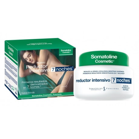 Somatoline Reductor 7 Noches Ultra Intensivo (450 ml.)