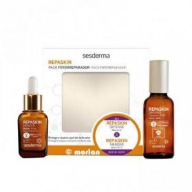 Sesderma Pack Fotorreparador ( Repaskin Mender Liposomal Serum 30 ml. + Repaskin Defense Mist 50 ml.)