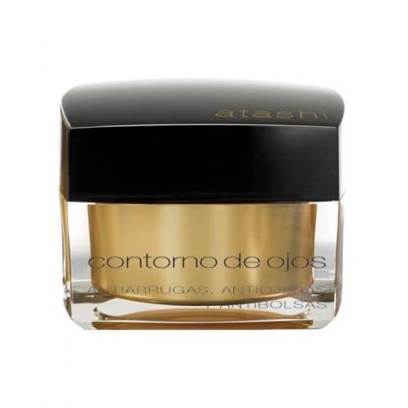 Atashi Cellular Cosmetics Contorno de Ojos Antiarrugas Antiojeras y Antibolsas ( 15 ml.)
