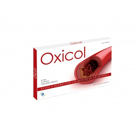 Oxicol 28 Capsulas Actafarma
