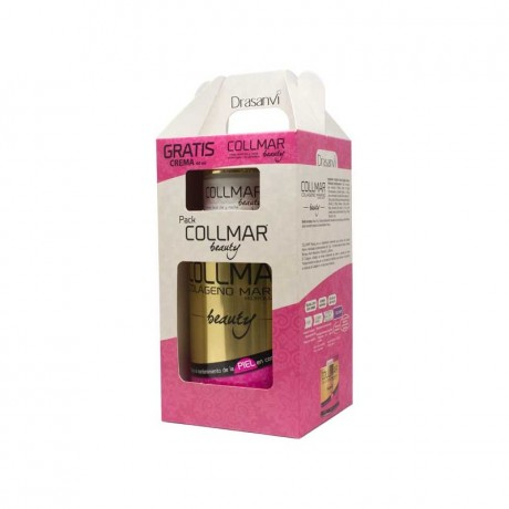 Pack Collmar Beauty Colageno + Collmar Beauty Crema (60 ml.)