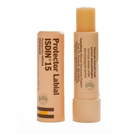 ISDIN Protector Labial Hidratante SPF 15 Protección Media