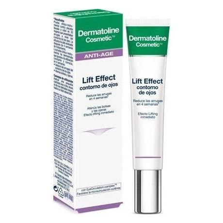 Dermatoline Cosmetic Anti-Age Lift Effect Contorno de Ojos (15 ml.)