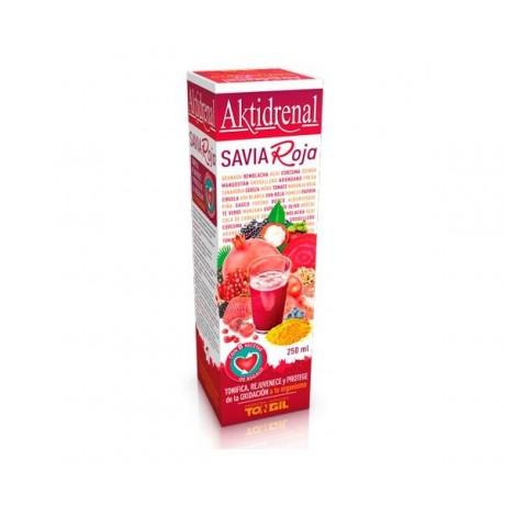 Aktidrenal Savia Roja (250mL.)