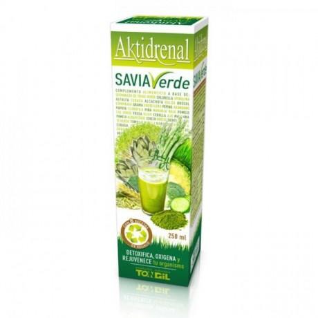 Aktidrenal Savia Verde (250 ml.)