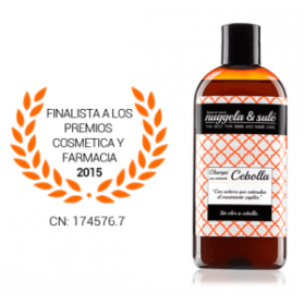 Nuggela & Sulé Champú de Cebolla Anticaida (250 ml.)