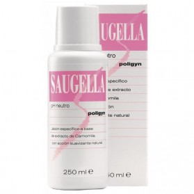 Saugella pH Neutro Poligyn (250 ml.)