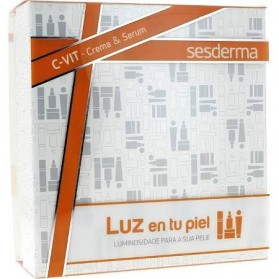 Sesderma C VIT Pack Regalo (Serum facial 30 ml. + Crema facial 50 ml.)