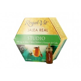Royal - Vit Jalea Real Studio (20 viales)