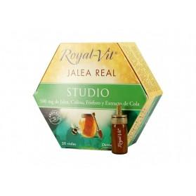 Royal - Vit Jalea Real Studio (20 viales)
