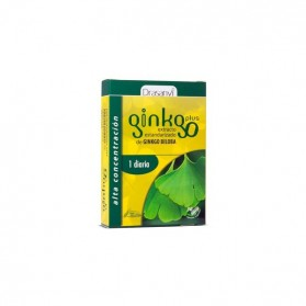Drasanvi Ginkgo Plus (30 capsulas vegetales)