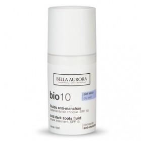 Bella Aurora Bio10 Tratamiento de Choque SPF15 Piel Seca (30 ml.)