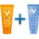 Vichy Ideal Soleil Bronze Gel Fluido Hidratante SPF 50 (50 ml.) + After Sun Ideal Soleil (100 ml.)