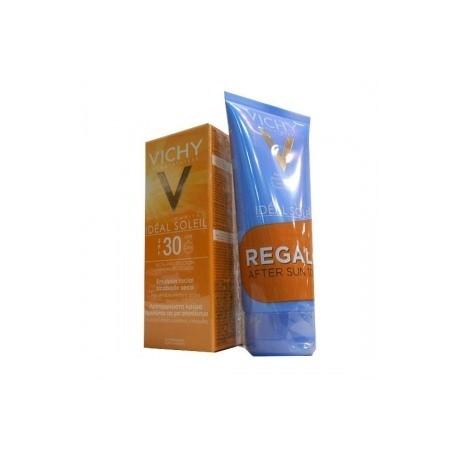 Vichy Ideal Soleil Bronze Gel Fluido Hidratante SPF 30 (50 ml.) + After Sun Ideal Soleil (100 ml.)