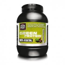 Tegor Sport Green Protein 100% Vegetal Sabor Choco Menta (1 Kg.)