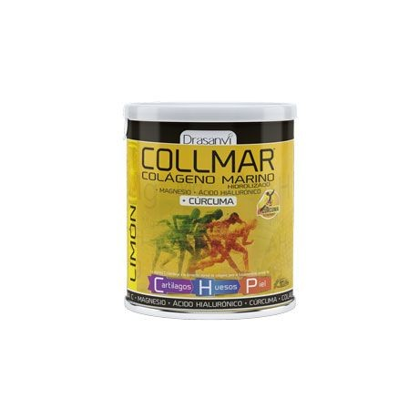 Drasanvi Collmar Colageno marino Curcuma Sabor Limon ( 300 gramos)