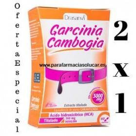 Drasanvi Garcinia Oferta 2 x 1