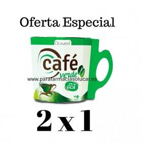 Drasanvi Cafe Verde Oferta 2 x 1