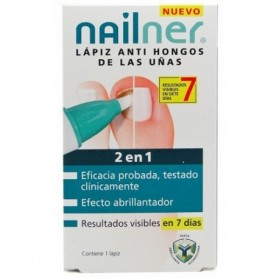 Nailner lápiz antihongos de las uñas 2 en 1.