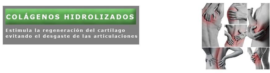 COLAGENOS HIDROLIZADOS